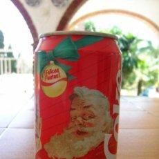 Coleccionismo de Coca-Cola y Pepsi: COCA COLA LATA VACIA PAPA NOEL NAVIDAD CHRISTMAS AÑO 1992 SOLO ESTA EN TODOCOLECCIÓN. Lote 37232675