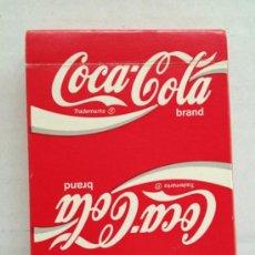 Coleccionismo de Coca-Cola y Pepsi: BARAJA DE CARTAS DE COCA COLA AÑOS 90. Lote 37877291
