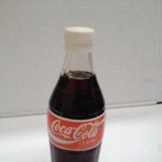 Coleccionismo de Coca-Cola y Pepsi: BOTELLA CRISTAL COCA COLA 473 ML. SIN ABRIR. Lote 38165369
