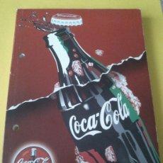 Coleccionismo de Coca-Cola y Pepsi: LIBRETA COCA COLA DE HOJAS BLANCAS.. Lote 37919560