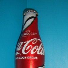 Coleccionismo de Coca-Cola y Pepsi: BOTELLIN COCA COLA UEFA EURO 2012 POLAND - UKRAINE COCA-COLA EDICIÓN LIMITADA, EUROCOPA 2012. Lote 38073924