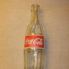 Coleccionismo de Coca-Cola y Pepsi: BOTELLA DE COCA-COLA SERIGRAFIADA EN ÁRABE . Lote 38723978