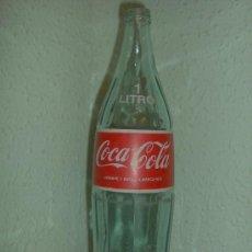 Coleccionismo de Coca-Cola y Pepsi: BOTELLA COCA COLA DE 1 LITRO. Lote 38500778