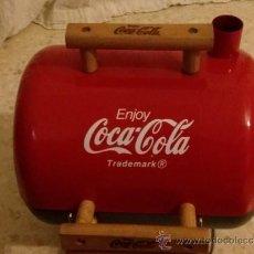 Coleccionismo de Coca-Cola y Pepsi: COCA - COLA BARBACOA DE HIERRO . Lote 38638103