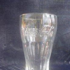 Coleccionismo de Coca-Cola y Pepsi: VASO COCA COLA CRISTAL. Lote 38782570