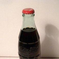 Coleccionismo de Coca-Cola y Pepsi: BOTELLA DE COCA-COLA AUTENTICA ENVASADA EN LA FÁBRICA DE ATLANTA 2005. Lote 39479041
