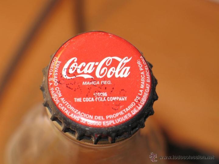 Coleccionismo de Coca-Cola y Pepsi: BOTELLA COCA COLA - Foto 2 - 39981242
