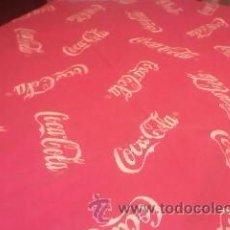 Coleccionismo de Coca-Cola y Pepsi: PRECIOSA SABANA DE CAMA COCA COLA 1988. .. Lote 40018268