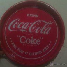 Coleccionismo de Coca-Cola y Pepsi: BANDEJA COCA COLA. Lote 40830778