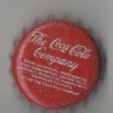 Coleccionismo de Coca-Cola y Pepsi: CHAPA COCA COLA. Lote 40923879