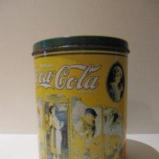 Coleccionismo de Coca-Cola y Pepsi: CAJA LATA COCA COLA ESTILO VINTAGE. Lote 41503855