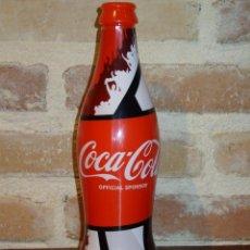 Coleccionismo de Coca-Cola y Pepsi: BOTELLA O ENVASE DE PLASTICO DE COCACOLA, OFFICIAL SPONSOR 2012 UEFA.. Lote 41704958