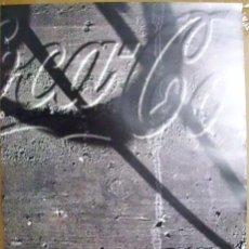 Coleccionismo de Coca-Cola y Pepsi: CARTEL PUBLICITARIO COCA-COLA. (TAMAÑO 70 X 50 APROX). Lote 41734199