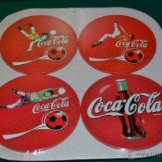 Coleccionismo de Coca-Cola y Pepsi: POSAVASOS COCACOLA. Lote 42115305