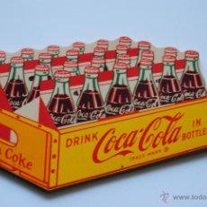 Coleccionismo de Coca-Cola y Pepsi: COCA COLA PUBLICIDAD GRAFICA 1950 EN INGLES. Lote 42301032