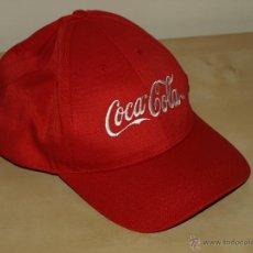 Coleccionismo de Coca-Cola y Pepsi: GORRA COCA COLA. NUEVA, SIN USO. VER FOTOS PARA VER DETALLES.. Lote 42424116