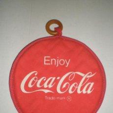 Coleccionismo de Coca-Cola y Pepsi: ALMOHADILLA COCA COLA. Lote 42489683