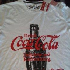 Coleccionismo de Coca-Cola y Pepsi: CAMISETA DE COCA COLA. Lote 42518649