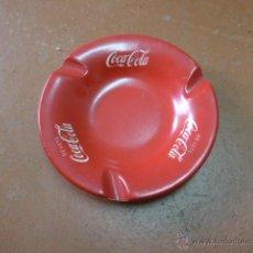 Coleccionismo de Coca-Cola y Pepsi: ANTIGUO CENICERO DE LA COCA COLA, COCA-COLA. Lote 42620718
