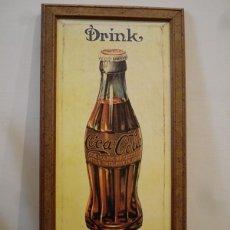 Coleccionismo de Coca-Cola y Pepsi: CUADRO COCA COLA . Lote 42634326