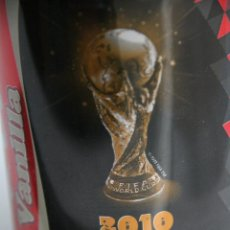 Coleccionismo de Coca-Cola y Pepsi: LATA BOTE DE COCA COLA SABOR VAINILLA EDICION LIMITADA FUTBOL MUNDIAL SUDAFRICA 2010. Lote 89664952