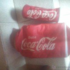 Coleccionismo de Coca-Cola y Pepsi: MOCHILA NEVERA Y ENFRIA LATAS.. Lote 43158208
