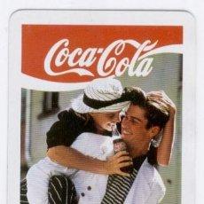 Coleccionismo de Coca-Cola y Pepsi: CALENDARIO BOLSILLO ** COCA-COLA ** ¡ SENSACIÓN DE VIVIR ! (1991). Lote 43322896