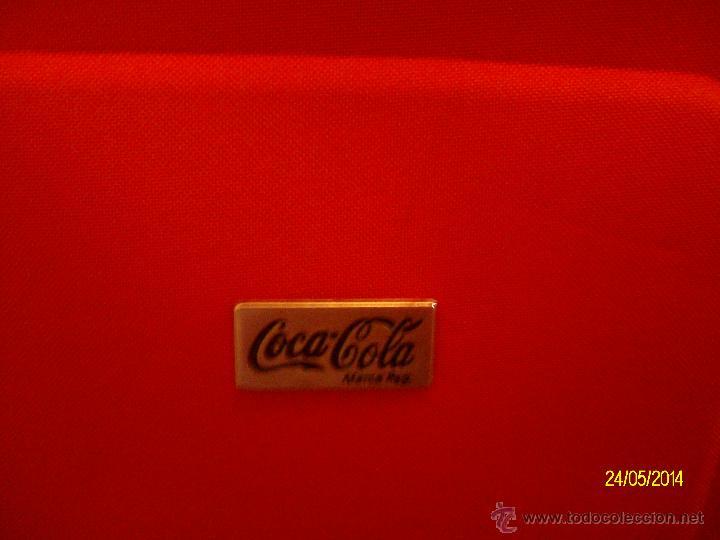 Coleccionismo de Coca-Cola y Pepsi: MALETA COCACOLA COCA COLA CON RUEDAS Y TROLLEY - Foto 4 - 43495638