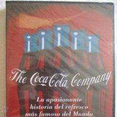 Coleccionismo de Coca-Cola y Pepsi: THE COCA-COLA COMPANY.COCACOLA,LA HISTORIA DEL REFRESCO MAS FAMOSO DEL MUNDO.DOCUMENTAL.PRECINTADO.. Lote 43707275