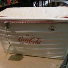 Coleccionismo de Coca-Cola y Pepsi: NEVERA PORTATIL COCA COLA ORIGINAL. Lote 43763881