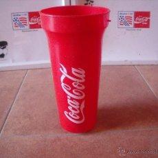 Coleccionismo de Coca-Cola y Pepsi: COCACOLA VASO DE COCA COLA COKE. Lote 43816934