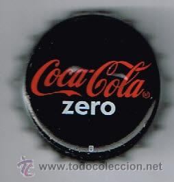 Chapa o tapon corona de cocacola zero coca cola comprar - Chapa coca cola pared ...