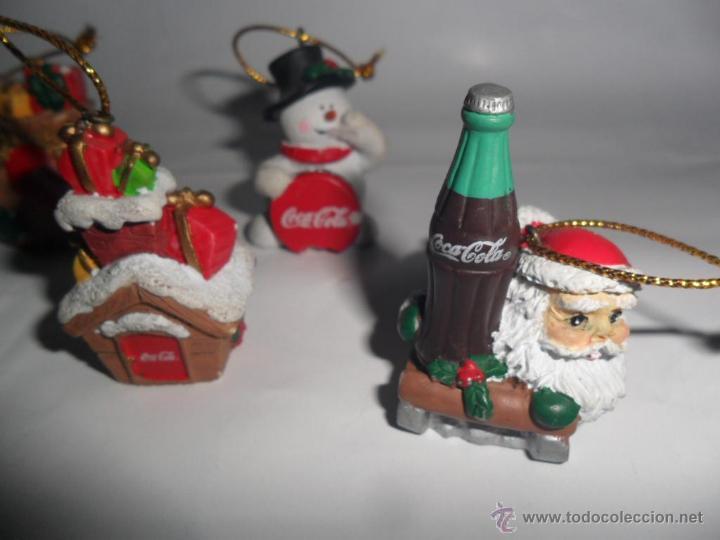 Coca cola adorno coleccion navidad miniatura os comprar - Regalos coca cola ...