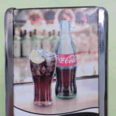 Coleccionismo de Coca-Cola y Pepsi: SERVILLETERO COCA COLA. Lote 44698218