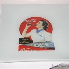 Coleccionismo de Coca-Cola y Pepsi: PLATO COCA COLA. Lote 149682400