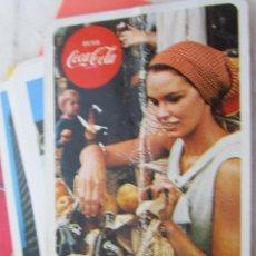 Coleccionismo de Coca-Cola y Pepsi: CALENDARIO COCA COLA 1970. Lote 44770483
