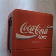 Coleccionismo de Coca-Cola y Pepsi: SERVILLETERO PUBLICIDAD COCACOLA AÑOS 80 COCA COLA COKE. Lote 44998137