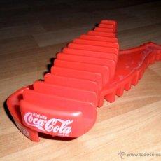 Coleccionismo de Coca-Cola y Pepsi: PORTA CD'S PROMOCIONAL, PROMOCIONALES, PUBLICIDAD DE COCA COLA, A ESTRENAR, NUEVO, AÑO 2002.. Lote 45526407