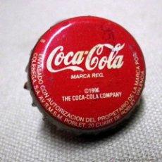 5 cromos tapon chapas chapa fanta coca cola co comprar - Chapa coca cola pared ...