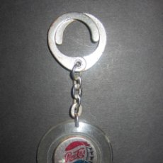 Coleccionismo de Coca-Cola y Pepsi: LLAVERO PEPSI.ANTIGUO.. Lote 46049640