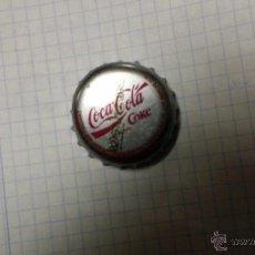 Coleccionismo de Coca-Cola y Pepsi: CHAPA DE COCA COLA CON LA LETRA M, . Lote 46084661