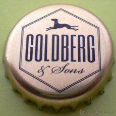 Coleccionismo de Coca-Cola y Pepsi: CHAPA REFRESCO GOLDBERG -ALEMANIA- KRONKORKEN TAPPI . Lote 142796120