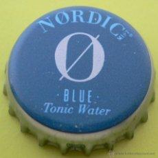 Collectionnisme de Coca-Cola et Pepsi: CHAPA REFRESCO NORDIC BLUE -SPAIN- KRONKORKEN TAPPI FABRICANTE -TCI-. Lote 241325640