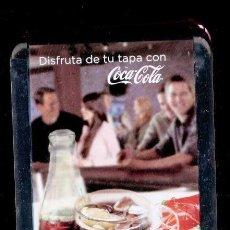 Coleccionismo de Coca-Cola y Pepsi: SERVILLETERO *AQUARIUS* VERSION 3 PLASTICO + SERV. *COCA-COLA* HOJALATA. Lote 47115775