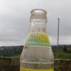 Coleccionismo de Coca-Cola y Pepsi: REFRESCOS NIK. BOTELLÍN LIMÓN.. Lote 47179776