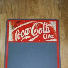 Coleccionismo de Coca-Cola y Pepsi: PIZARRA DE COCA COLA. TAMAÑO 50X70 CM. Lote 47441261