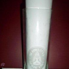 Coleccionismo de Coca-Cola y Pepsi: ANTIGUO VASO TUBO SCHWEPPES DESDE 1783 ESPECIAL COLECCION NUEVO SIN USAR. Lote 47886851