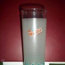 Coleccionismo de Coca-Cola y Pepsi: ANTIGUO VASO NESTEA NUEVO SIN USAR ESPECIAL COLECCION. Lote 47886857