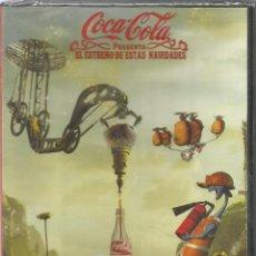 Coleccionismo de Coca-Cola y Pepsi: == D88 - LA FABRICA DE LA FELICIDAD - GENTILEZA DE COCA COLA. Lote 48604723