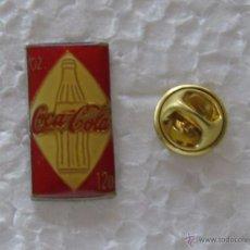Coleccionismo de Coca-Cola y Pepsi: PIN DE COCA COLA. BOTELLA COCACOLA . Lote 48653438